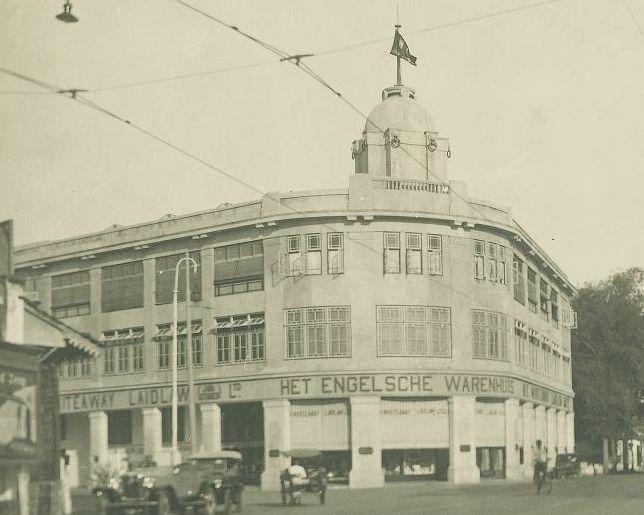 Siola Surabaya: Inilah gedung terindah di Surabaya tahun 1924