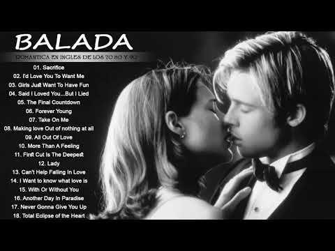 Balada Romantica En Ingles De Los 70 80 Y 90 Romanticas Viejitas En Ingles 70 S 80 S Y 90 S Cant Help Falling In Love Love Songs Romantic Songs
