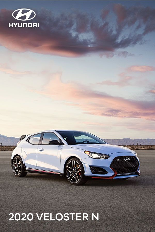The Roads Are Public But You Ll Own The Corners And The Open Highways In The 2020 Veloster N From Hyundai Up To 275 Hors Hyundai Veloster Hyundai Dream Cars
