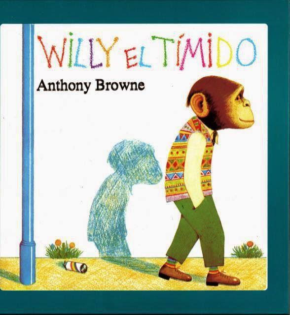 """""""Willy el tímido"""" - Anthony Browne (Fondo de Cultura Económica)"""