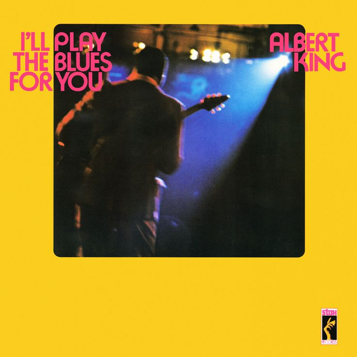 I'll Play The Blues For You | Albert King 1972