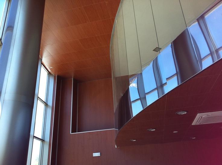 Auditorium. Architect Ana Benedito