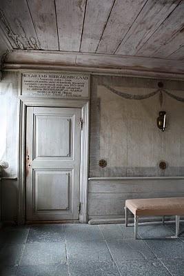 Skogaholms Herrgård,Skansen Stockholm : Vintage Swedish Interiors