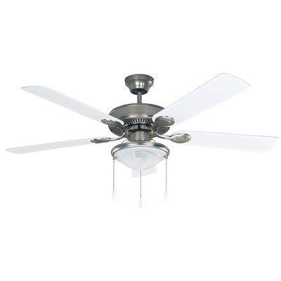 Winston Porter 52 Chadbourne 5 Blade Ceiling Fan Ceiling Fan