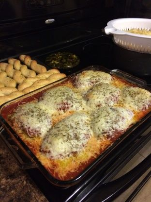 Authentic Chicken Parmesan Recipe - Food.com