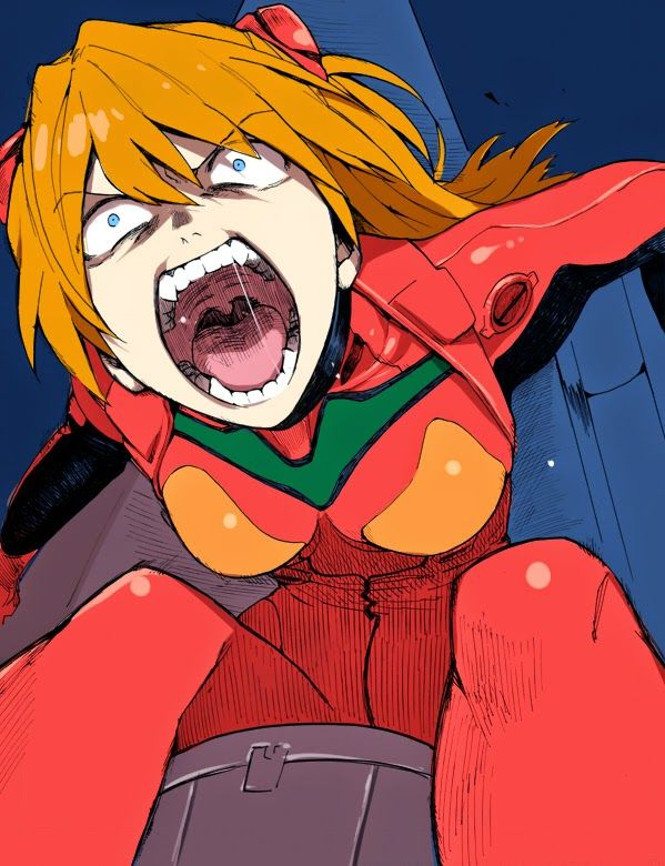 Asuka Langley | The End of Evangelion