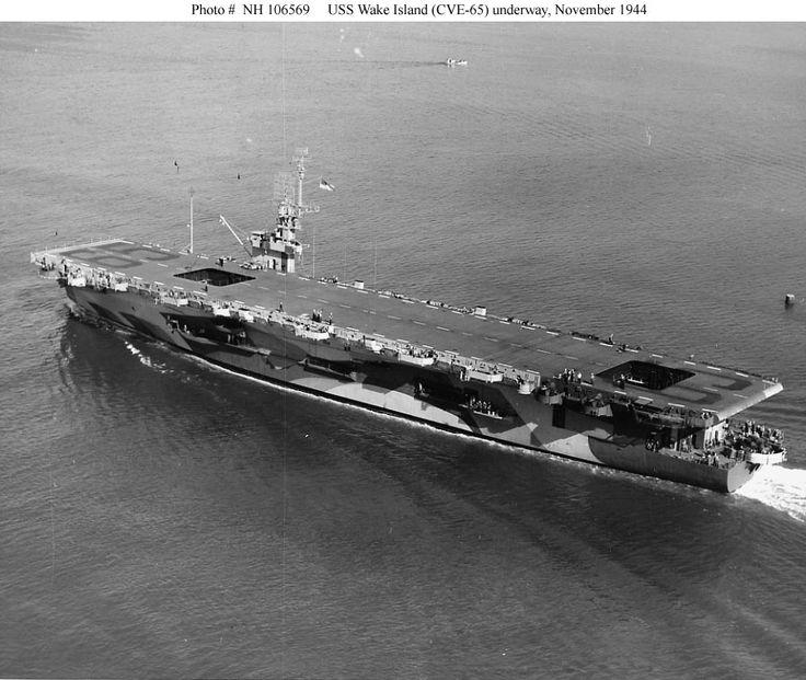 USS Wake Island (CVE 65)