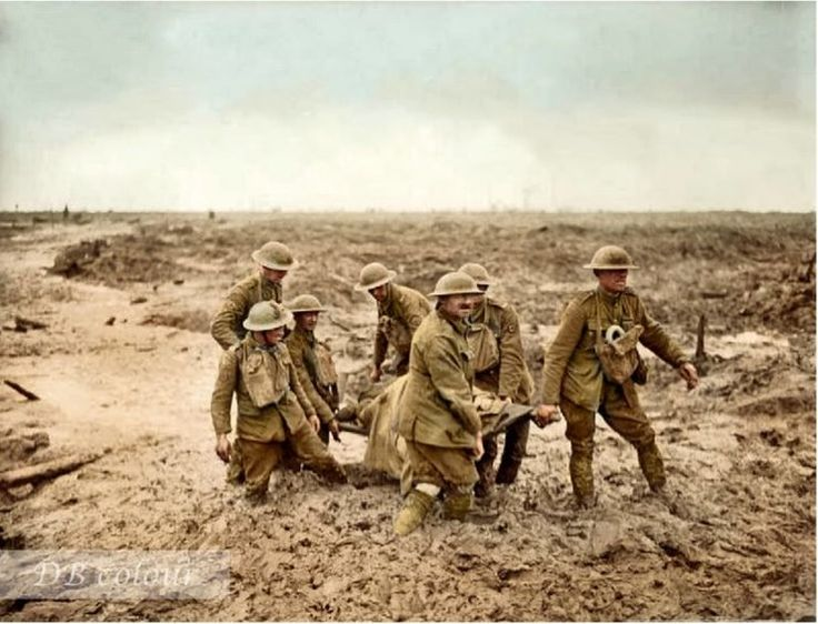 In Commemoration of Armistice Day Here are Some Colorized Images of WW1 – Brings Them Alive