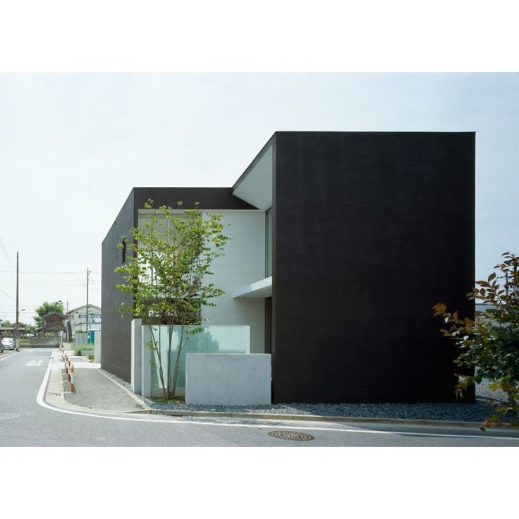 139 best houses japanese images on pinterest japanese for Minimalist residential architecture