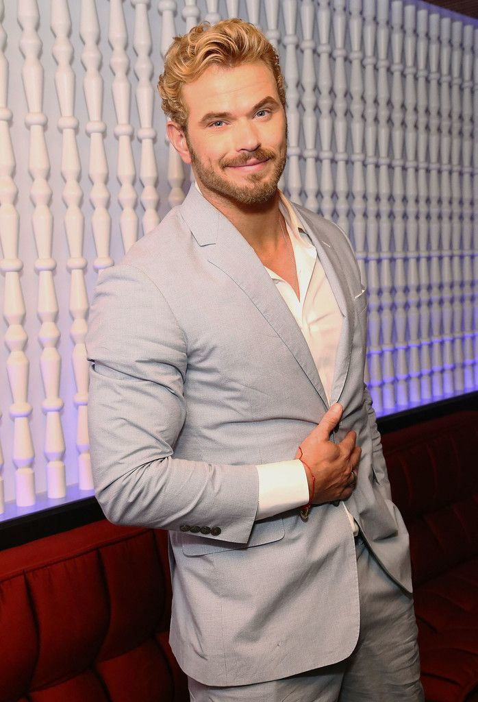 Kellan Lutz Photos: Related Garments Dinner at MEGU