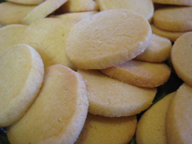 Vanilla Wafers | Recipe