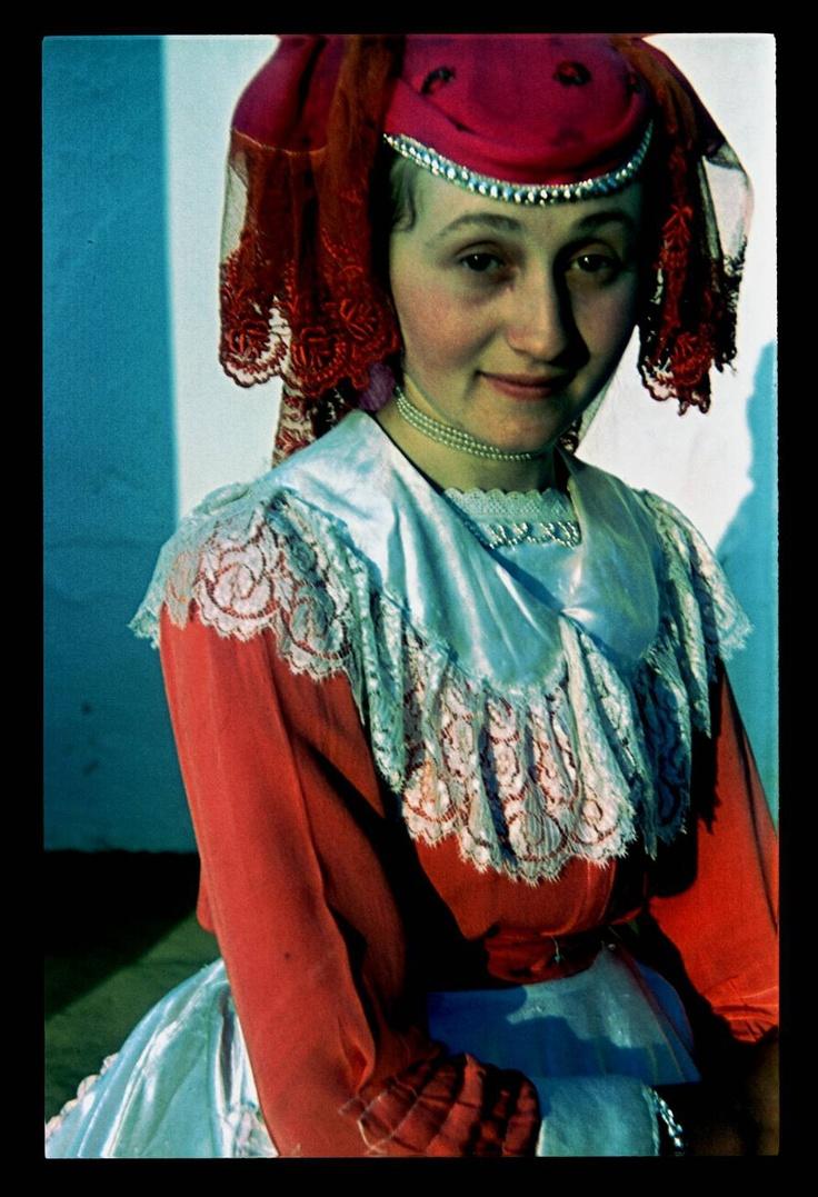 From Őrhalom/  Néprajzi Múzeum   Online Gyűjtemények - Etnológiai Archívum, Diapozitív-gyűjtemény