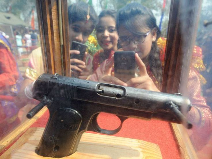 The Border Security Force (BSF) will soon move a pistol, used by Indian freedom struggle hero Bhagat Singh, to a museum in Punjab's...