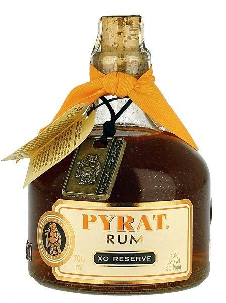 Pyrat Rum XO Reserve | British West Indian Rum