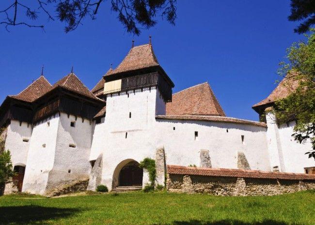 24 leuke minder bekende dorpjes in Europa - Viscri in Roemenie Door Unesco beschermd historisch stadje in Transsylvenie.