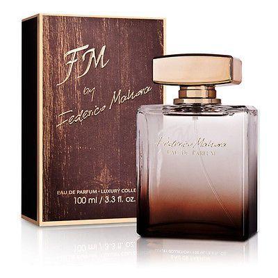FM199  Herren Luxus 100ml Eine reiche Duftkomposition aus Minze, Mandarine, Zimt, Kardamon, Rose und einer Ledernote