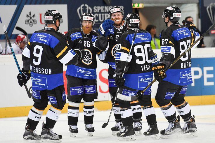 Auftaktsieg für Lugano | Spengler Cup