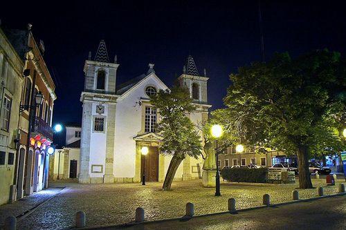 Igreja de Santa Cruz - Barreiro - Portugal by Portuguese_eyes, via Flickr