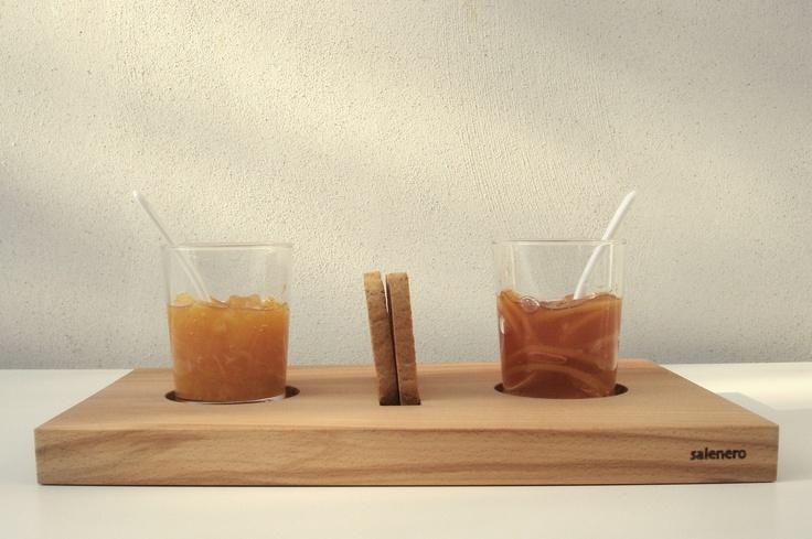 beech cutting board SALENERO /Cat the Musicians Ha partecipato alla Venice Design Week 2011