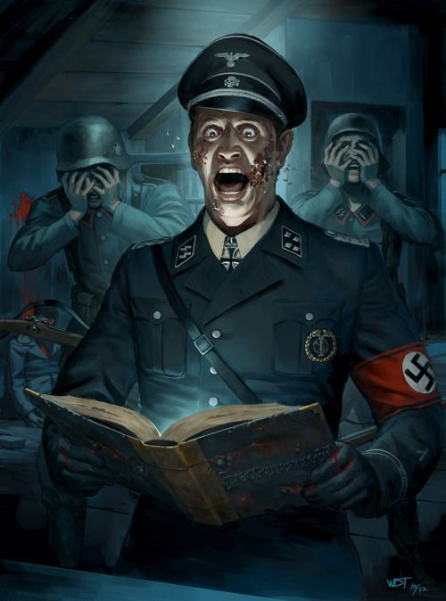 Generation Exorcist · How Crazy Were The Nazis? Nazis And The Occult. ...