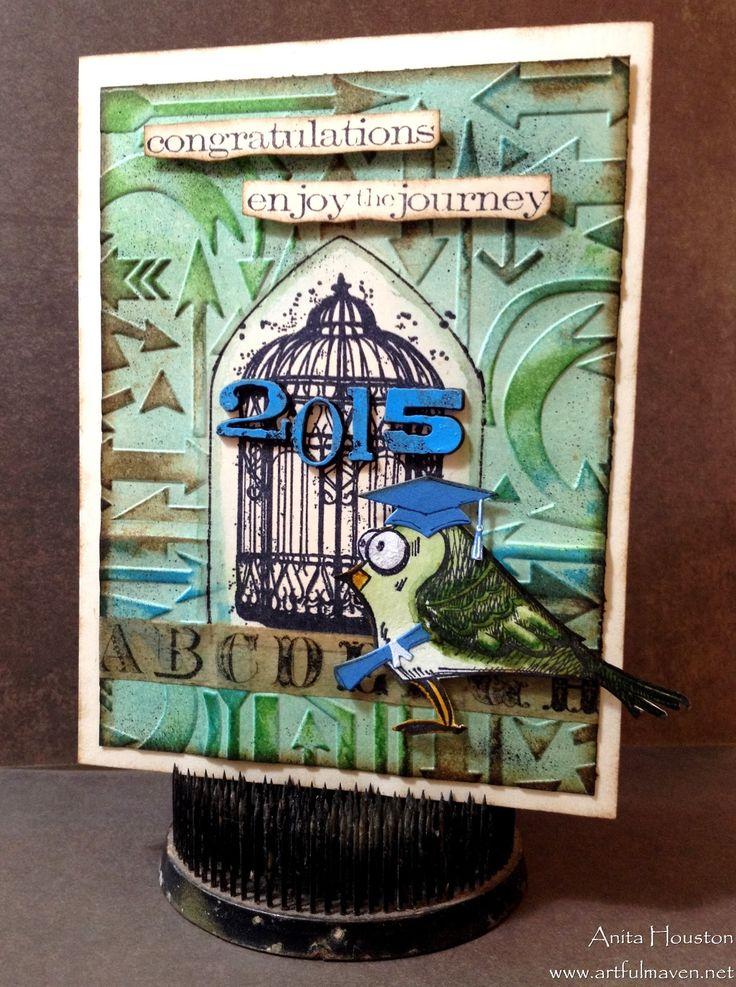 The Artful Maven Haven: CC3C - Embossing Diffusers