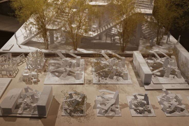 architecture and nature thesis