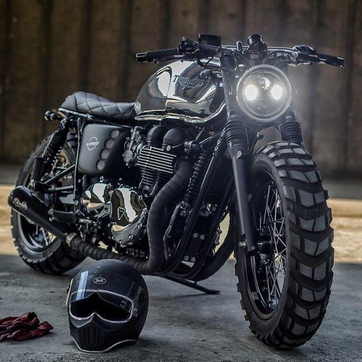 154 Superior Cafe Racer Modification Concepts