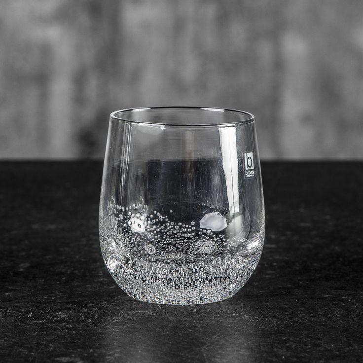 Broste Bubble vannglass