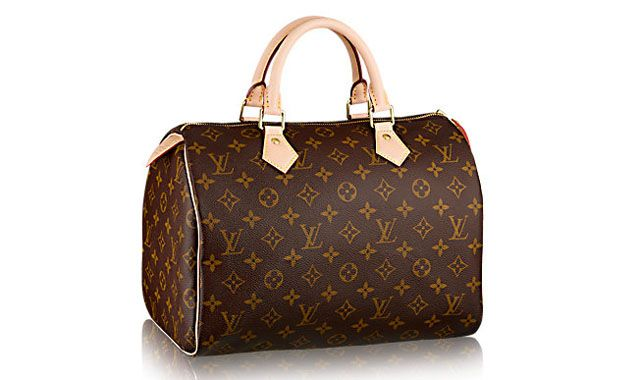The Louis Vuitton Speedy 30 is one of Louis Vuitton's most iconic bags and a staple!