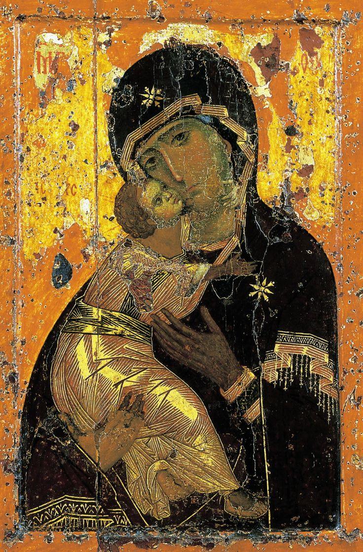 Theotokos of Vladimir. I love this icon. + + + Κύριε Ἰησοῦ Χριστέ, Υἱὲ τοῦ Θεοῦ, ἐλέησόν με τὸν + + + The Eastern Orthodox Facebook: https://www.facebook.com/TheEasternOrthodox Pinterest The Eastern Orthodox: http://www.pinterest.com/easternorthodox/ Pinterest The Eastern Orthodox Saints: http://www.pinterest.com/easternorthodo2/