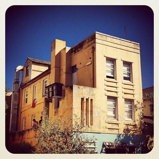 Bondi Weather Worn #bondi #atbondi #architecture #sydney