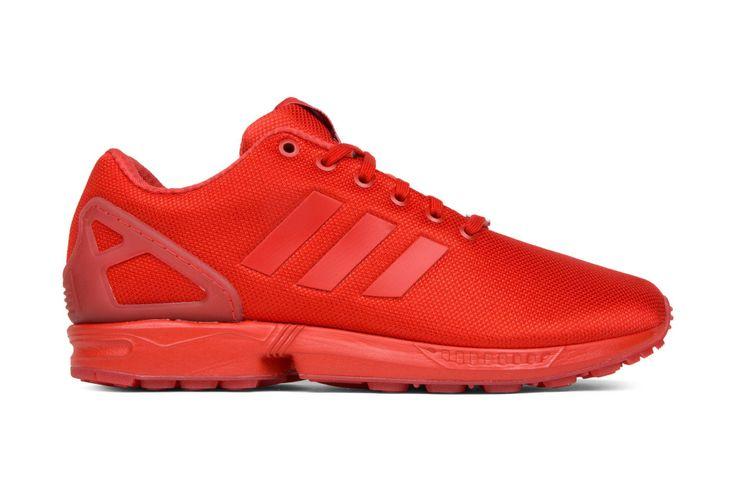 Adidas Originals ZX Flux - Red/Red