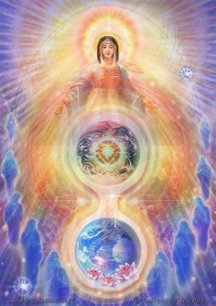 Sisterhood of the Rose | INKALIGHT | Spiritual art, Spiritual artwork,  Divine mother