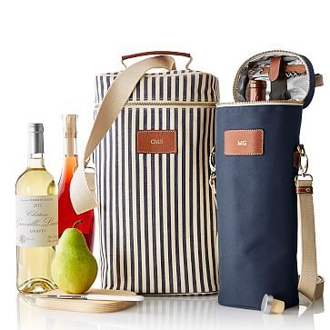 Double Insulated Wine Tote #makeyourmark