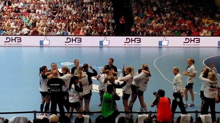 Handball-WM 2015 Dänemark: Deutschlands Frauen in lösbarer, spielstarker Gruppe