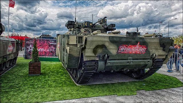 Армия-2017 Смотрите фото и видео с выставки