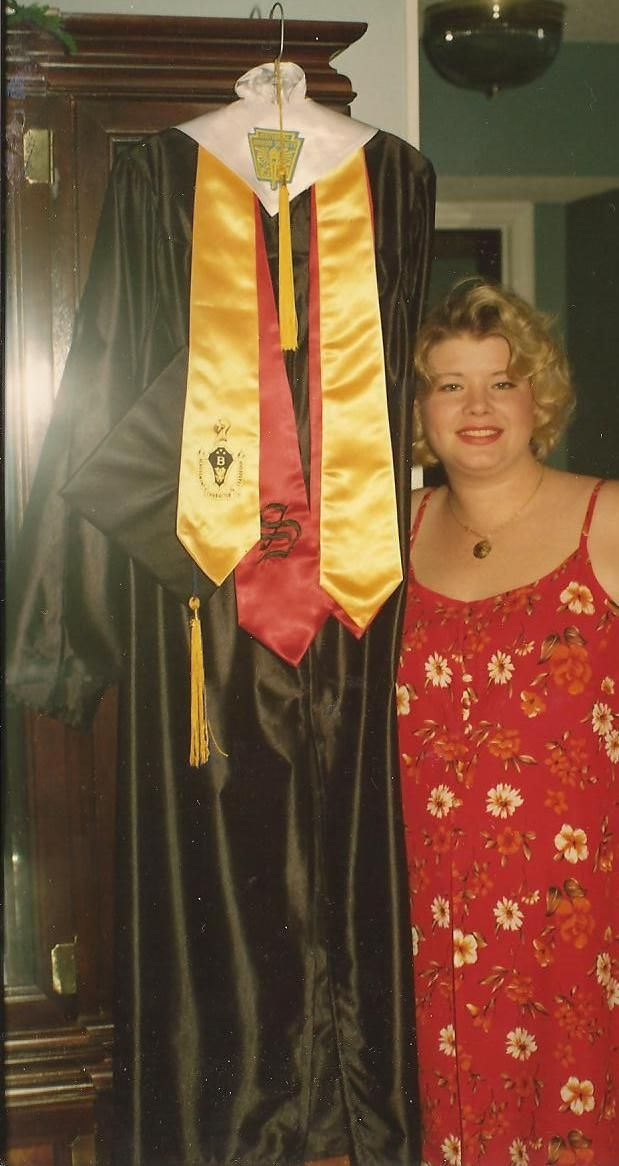6/7/1997 - Graduated from Stratford High School in Goose Creek, SC