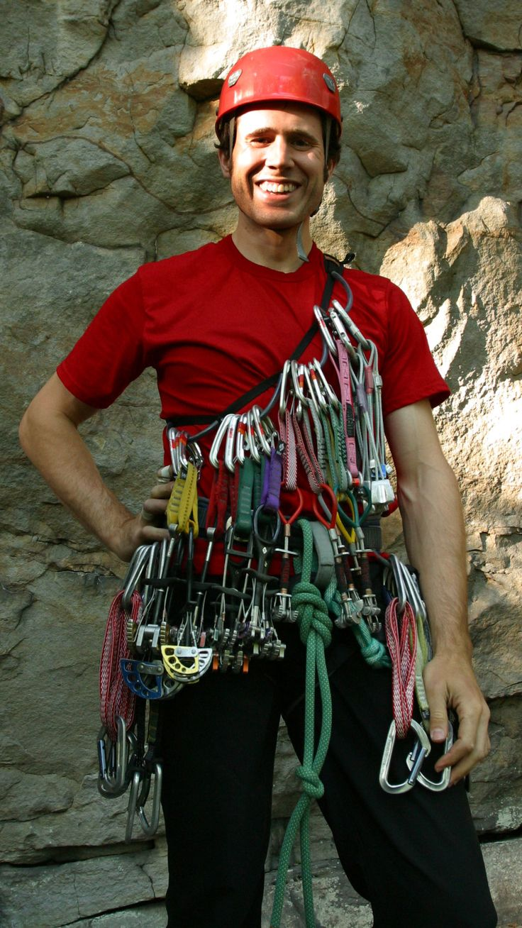 Rock-climbing equipment - Wikipedia