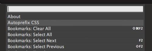 Adding CSS Vendor Prefix Automatically with Sublime Text