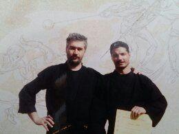 cintura nera KALI ARNIS ESCRIMA M° Maurizio MALTESE I.S.A.M.