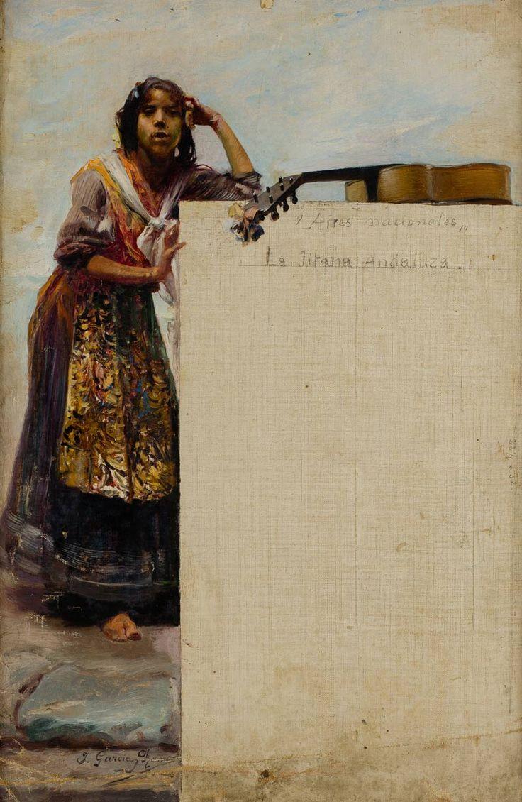 JOSE GARCIA Y RAMOS 1852 -1912