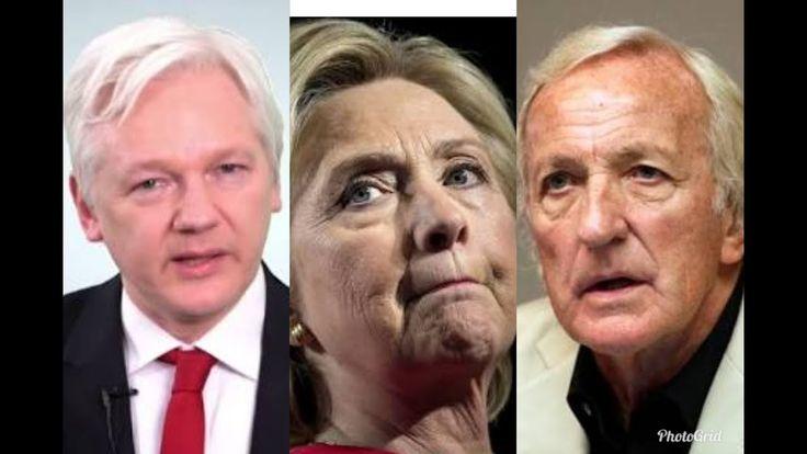 Julian Assange ĎĚŠŤŘÓÝŠ Hillary Clinton in An Exclusive Interview with J...