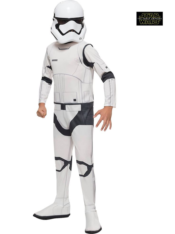 Star Wars Episode 7 Boys Stormtrooper Costume | Wholesale kids TV and Movie Costumes for Kids