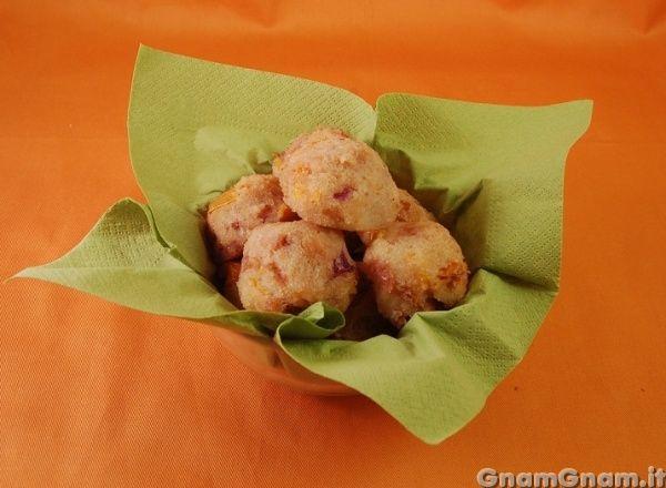 • Polpette di peperoni - Le ricette di GnamGnam - Ricette con foto passo passo