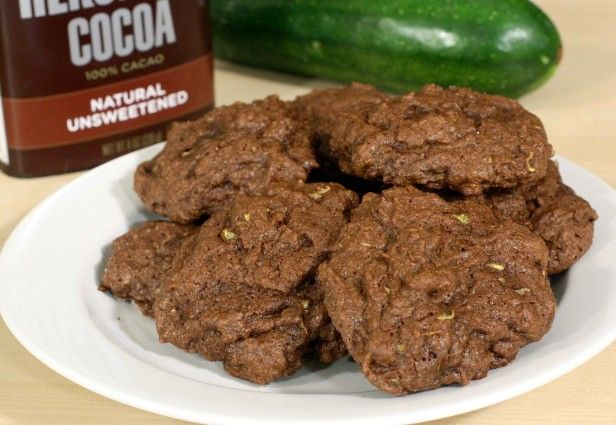 Eating Your Veggies Never Tasted This Good: Chocolate Zucchini Cookie Recipe --> http://www.hgtvgardens.com/recipes/chocolate-zucchini-cookie-recipe?soc=pinterest