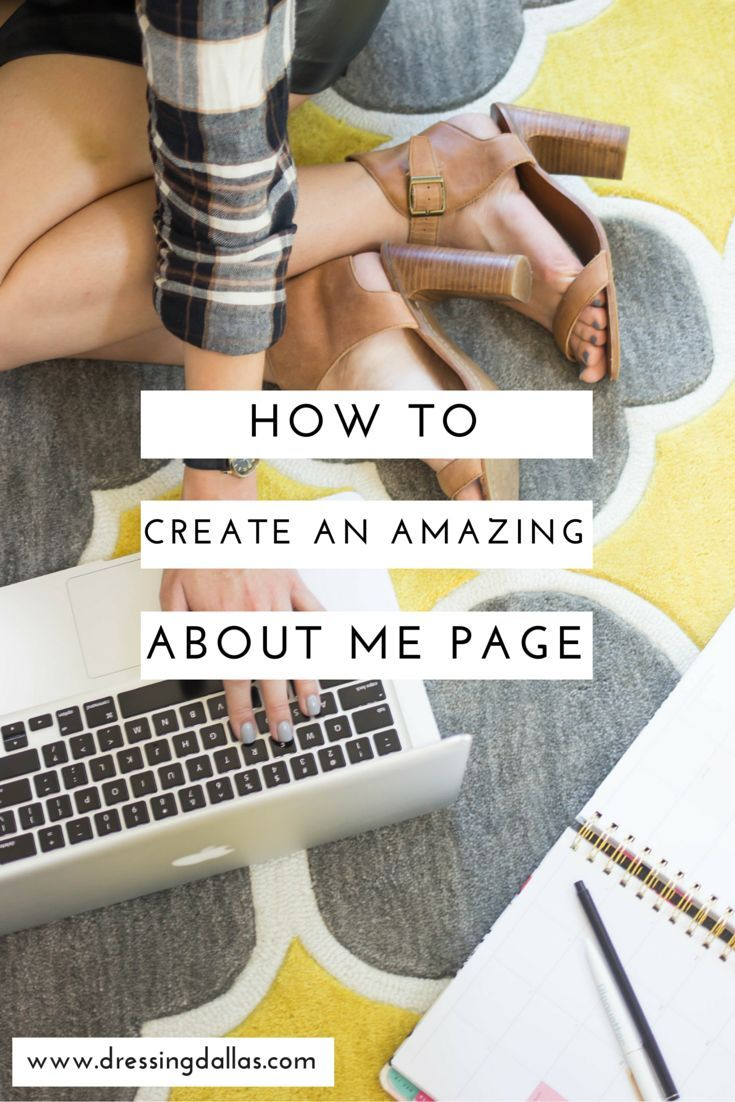 Creating an amazing About Me page is essential for any blogger because it is how readers are introduced to your site. An About Me page can make or break your blog, so it's important to have a good one! Learn some awesome tips on how to create the best About Me page possible from this tutorial.