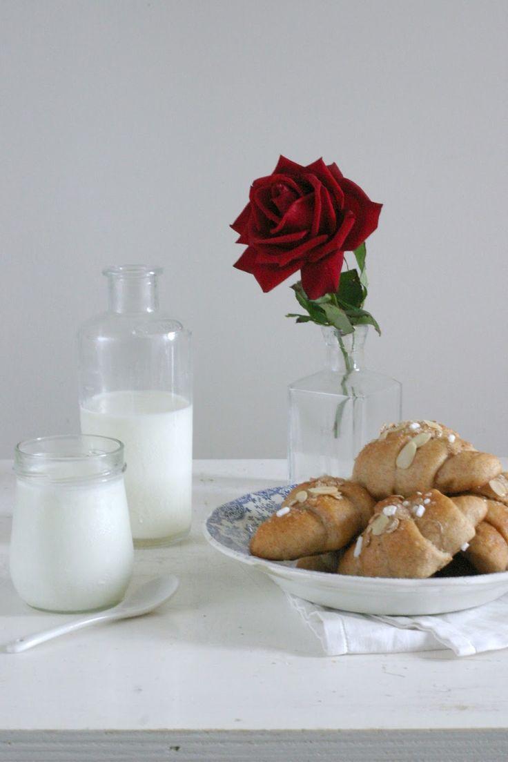 """""""di cuore"""": cornetti di pan brioche integrale"""