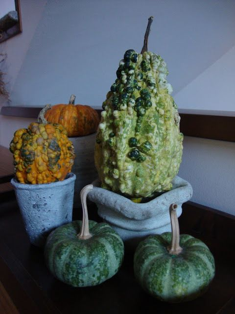 Decorare con le zucche -  http://lefotodiluisella.blogspot.it/