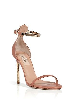 Stunning, elegant sandals for wedding by Högl! Wedding shoes.