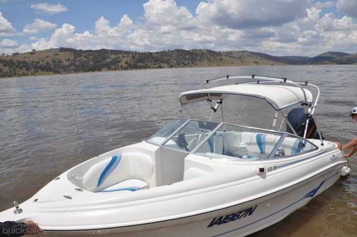 2001 HAINES SIGNATURE 520BR BOWRIDER by  - $25,000.00